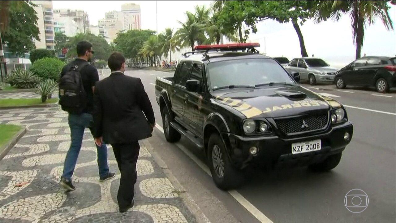 Força-tarefa da Lava Jato faz operação contra esquema de doleiros