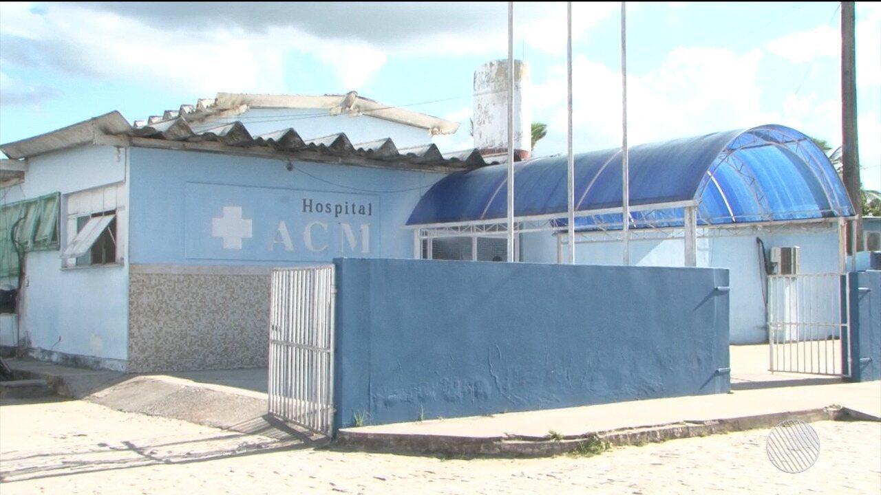 Pacientes sofrem à espera de regulação em hospital de Conceição do Jacuípe  - G1 Bahia - Bahia Meio Dia - Catálogo de Vídeos