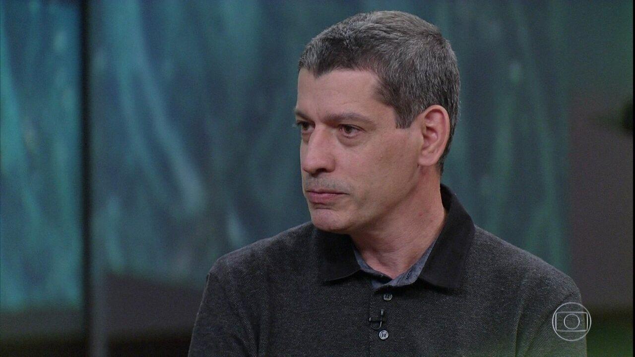 Luiz Fernando Vianna conta sua experiência como pai de um autista
