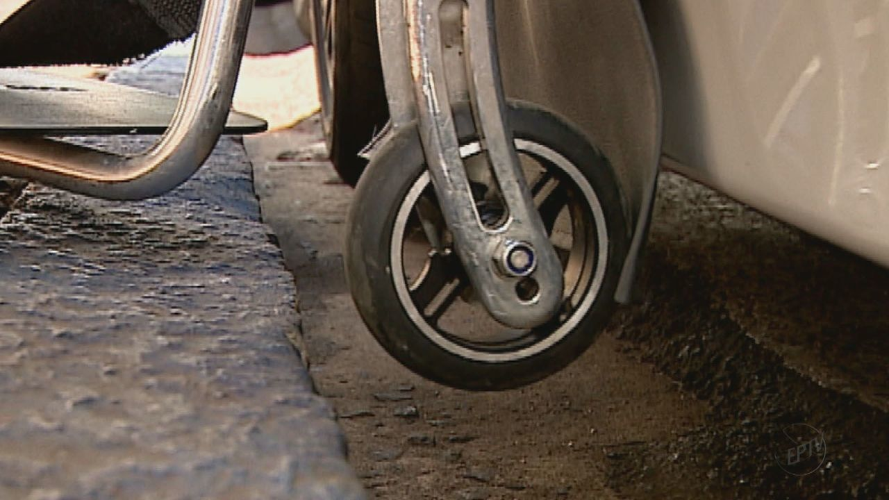 Resultado de imagem para Moradores de Leme, SP, enfrentam problemas de mobilidade urbana
