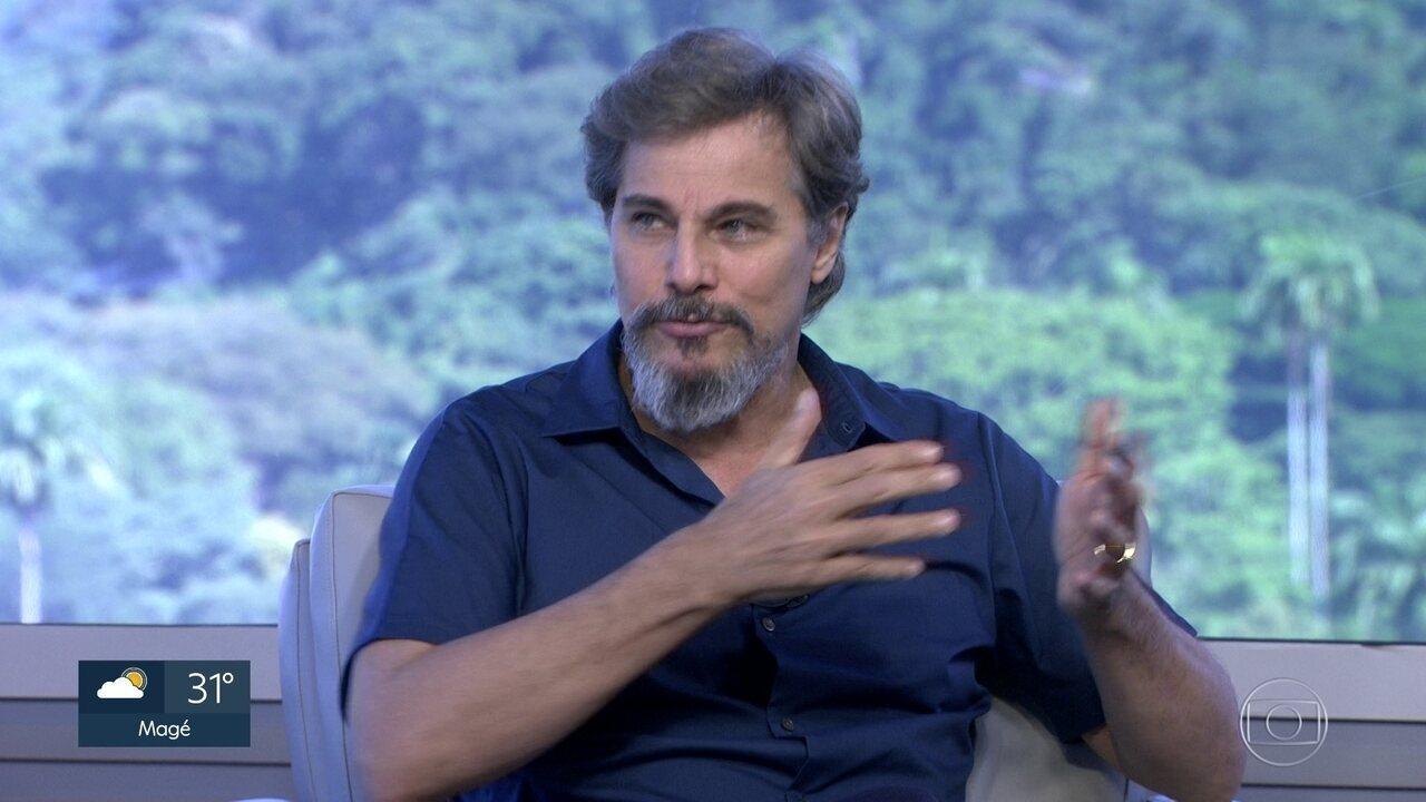 Edson Celulari fala sobre a estreia do filme