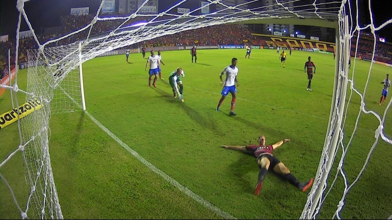Melhores momentos: Sport 2 x 0 Bahia pela 4ª rodada do Brasileirão