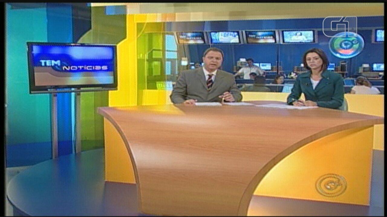 TV TEM 15 anos: Acompanhe a evolução do cenário do TEM Notícias