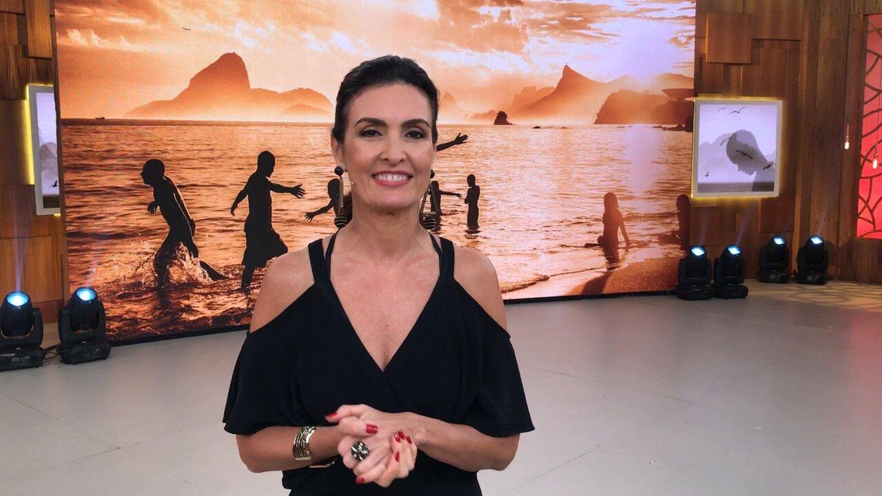 Fátima Bernardes, Ana Furtado, Cissa Guimarães e Patrícia Poeta em homenagem ao Dia das Mães. Assista!