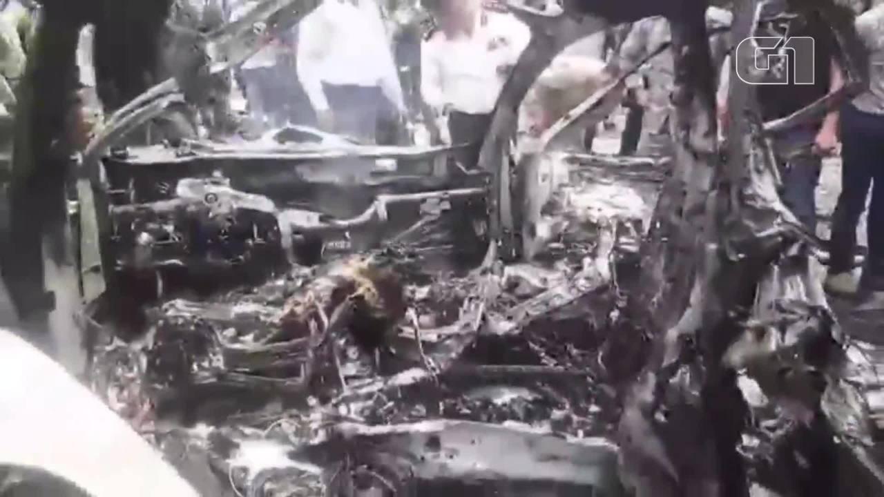 Bombardeio próximo a Damasco deixa mortos; ONG atribui a Israel