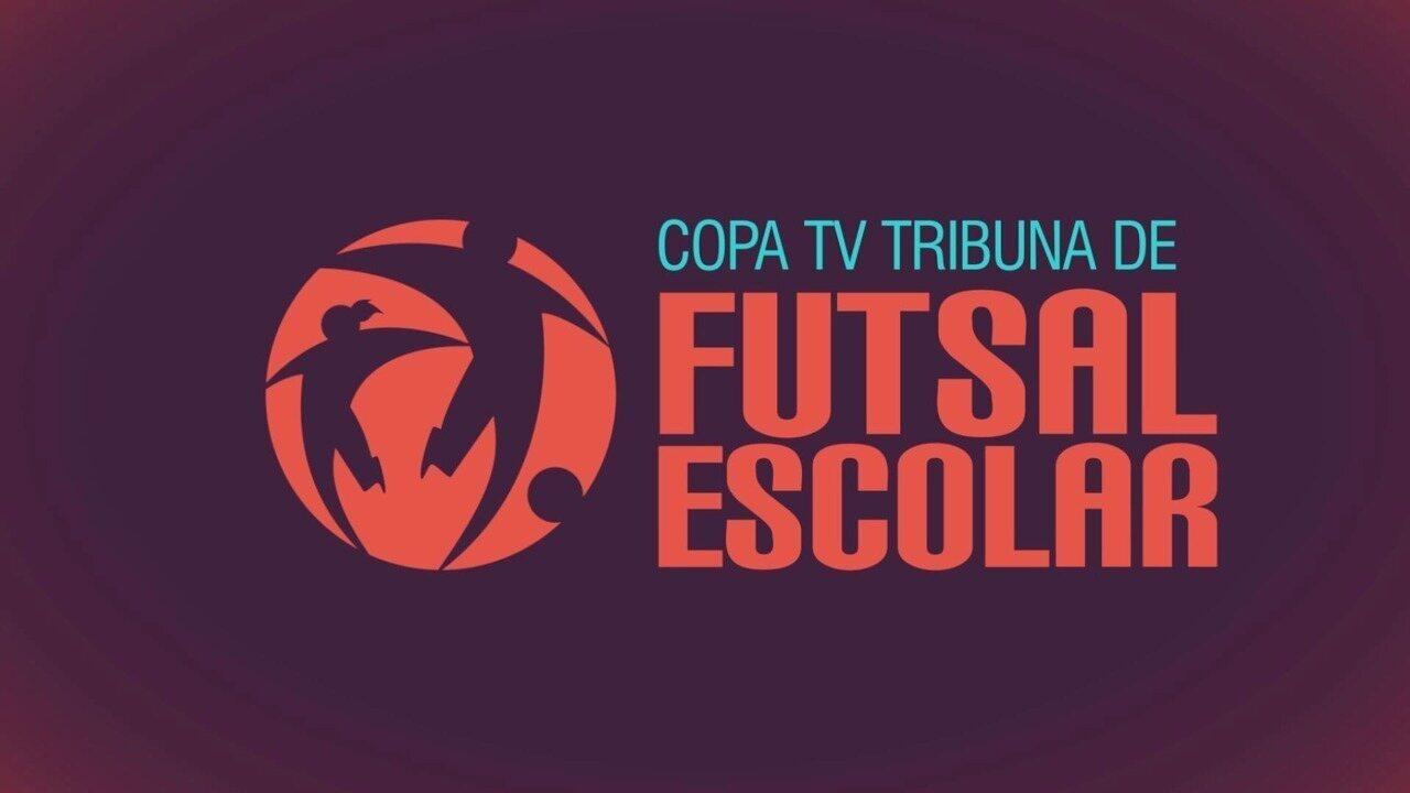 Copa TV Tribuna de Futsal Escolar - Abertura - 2018
