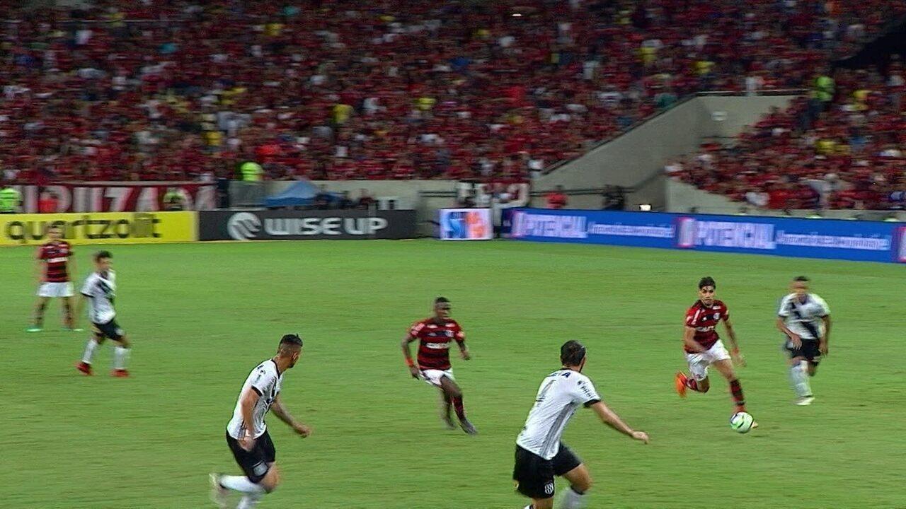 Melhores momentos de Flamengo 0 x 0 Ponte Preta pelas oitavas da Copa do Brasil 2018