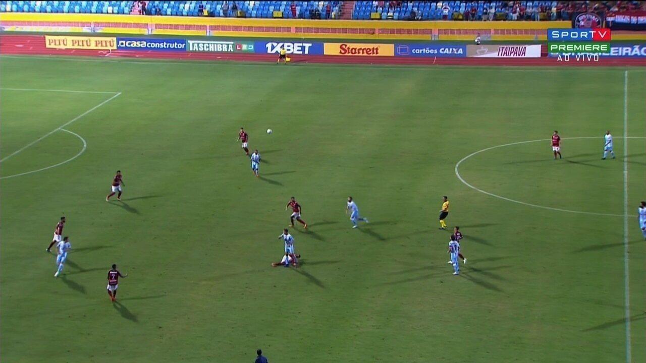 Os melhores momentos de Atlético-GO 0x0 Londrina pela Série B
