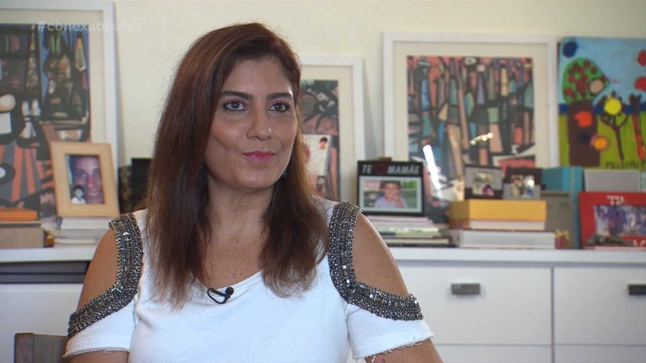 Adriana Nogueira, que tem um filho autista, fala sobre o que é ser mãe para ela