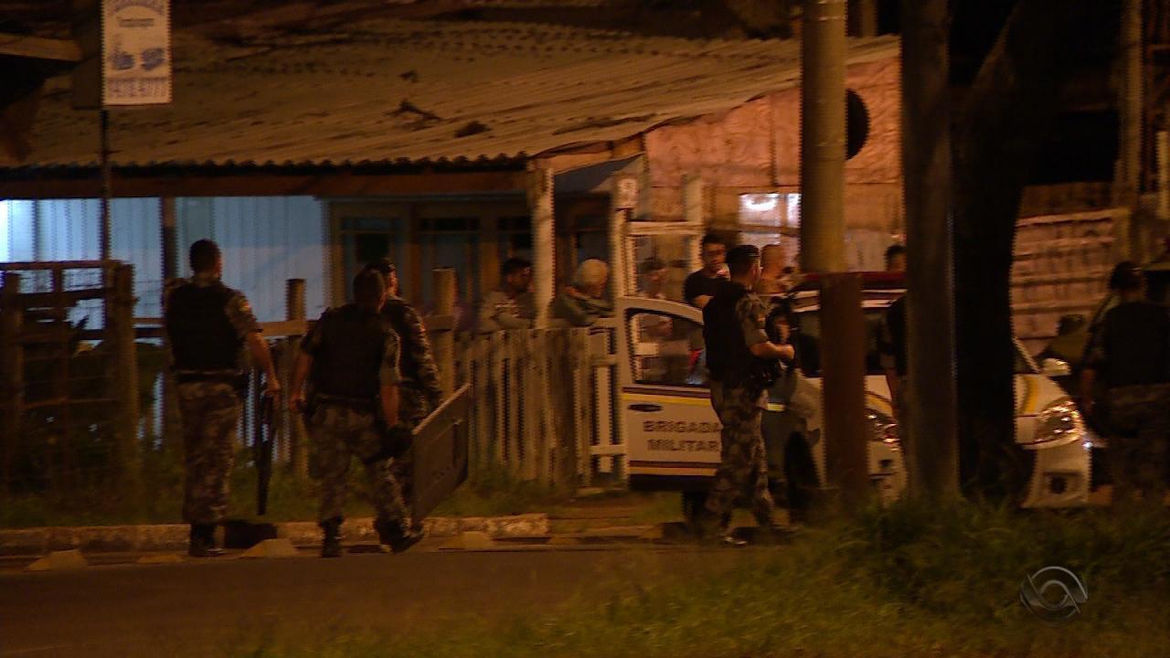 Homem armado com pistola é morto pela polícia na Zona Sul de Porto Alegre