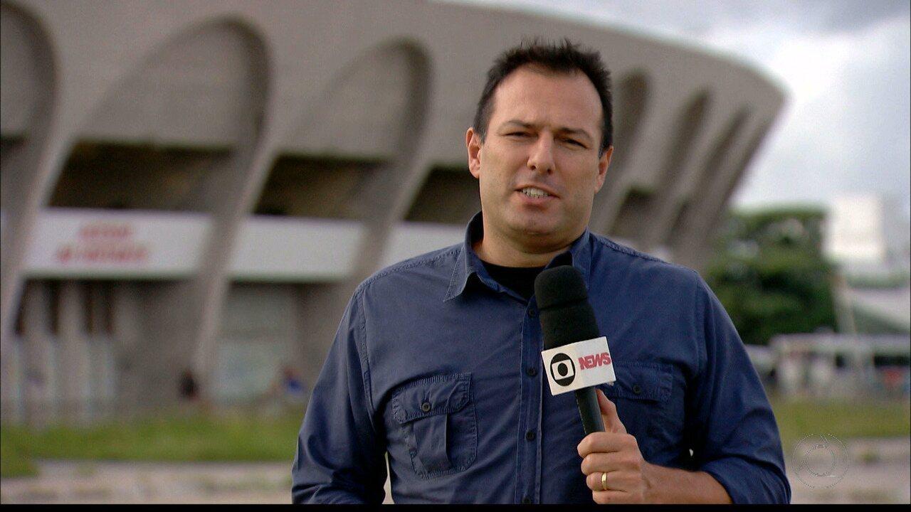 Fantástico deste domingo mostra os detalhes da operação que investiga o futebol paraibano