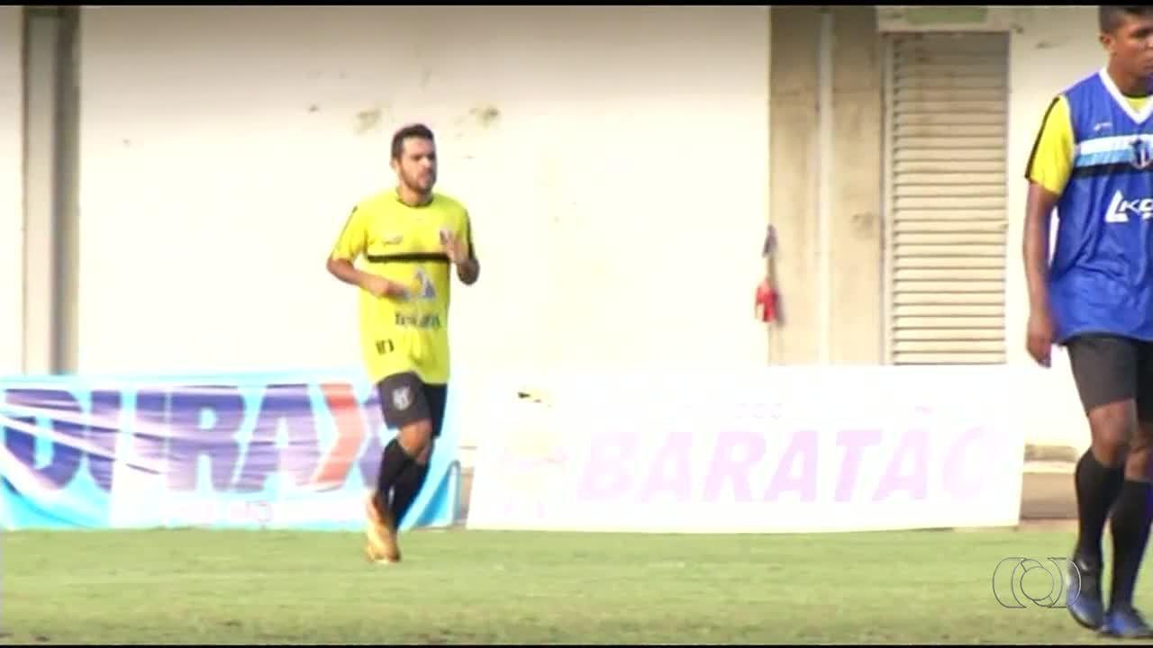 Sparta treina para enfrentar o Assu-RN pela Série D do Brasileirão