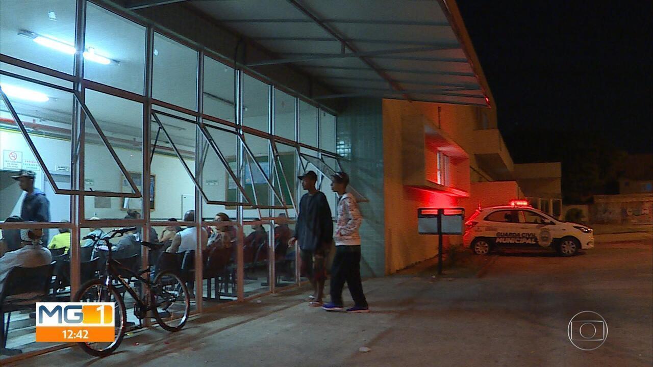 Guardas municipais de Belo Horizonte começam a fazer segurança de UPAs durante a noite