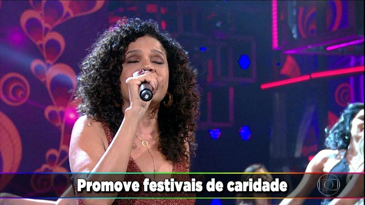 Tereza Cristina canta sucessos de Noel Rosa