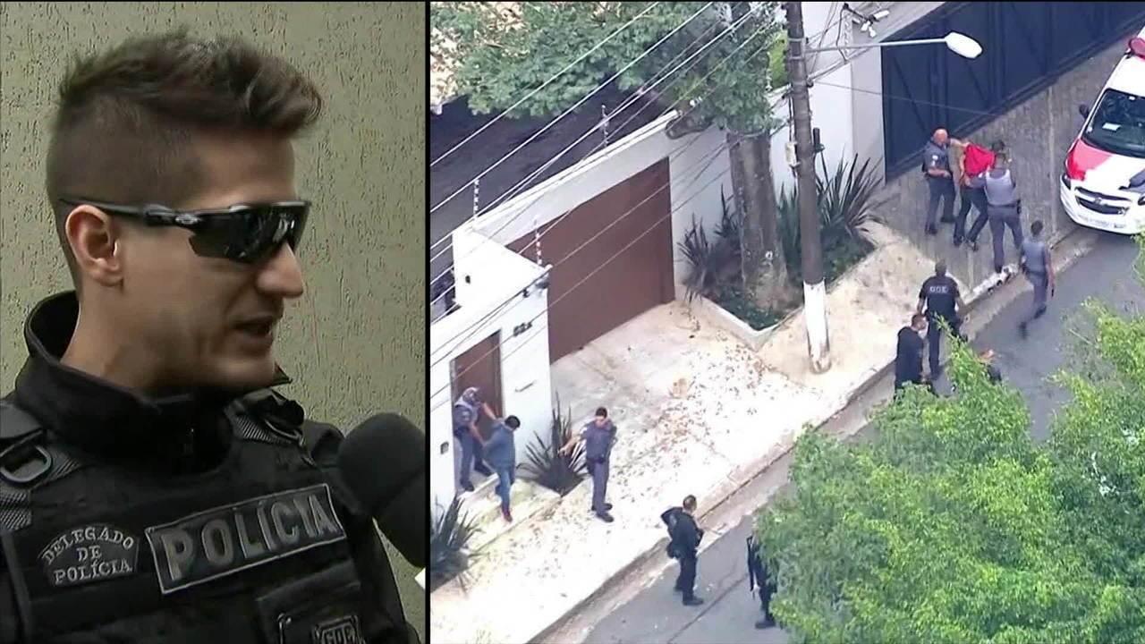 Delegado da PF morre depois de trocar tiros com bandidos em São Paulo