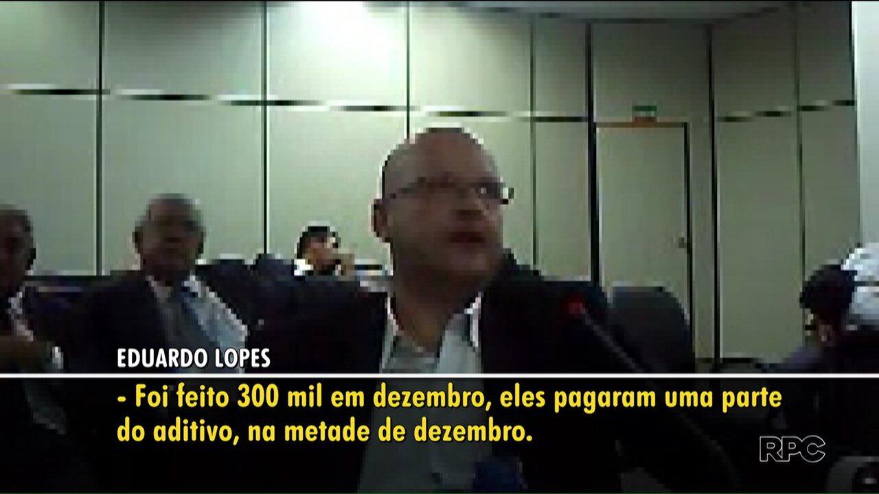 Eduardo Lopes de Souza cita pagamentos a deputados estaduais