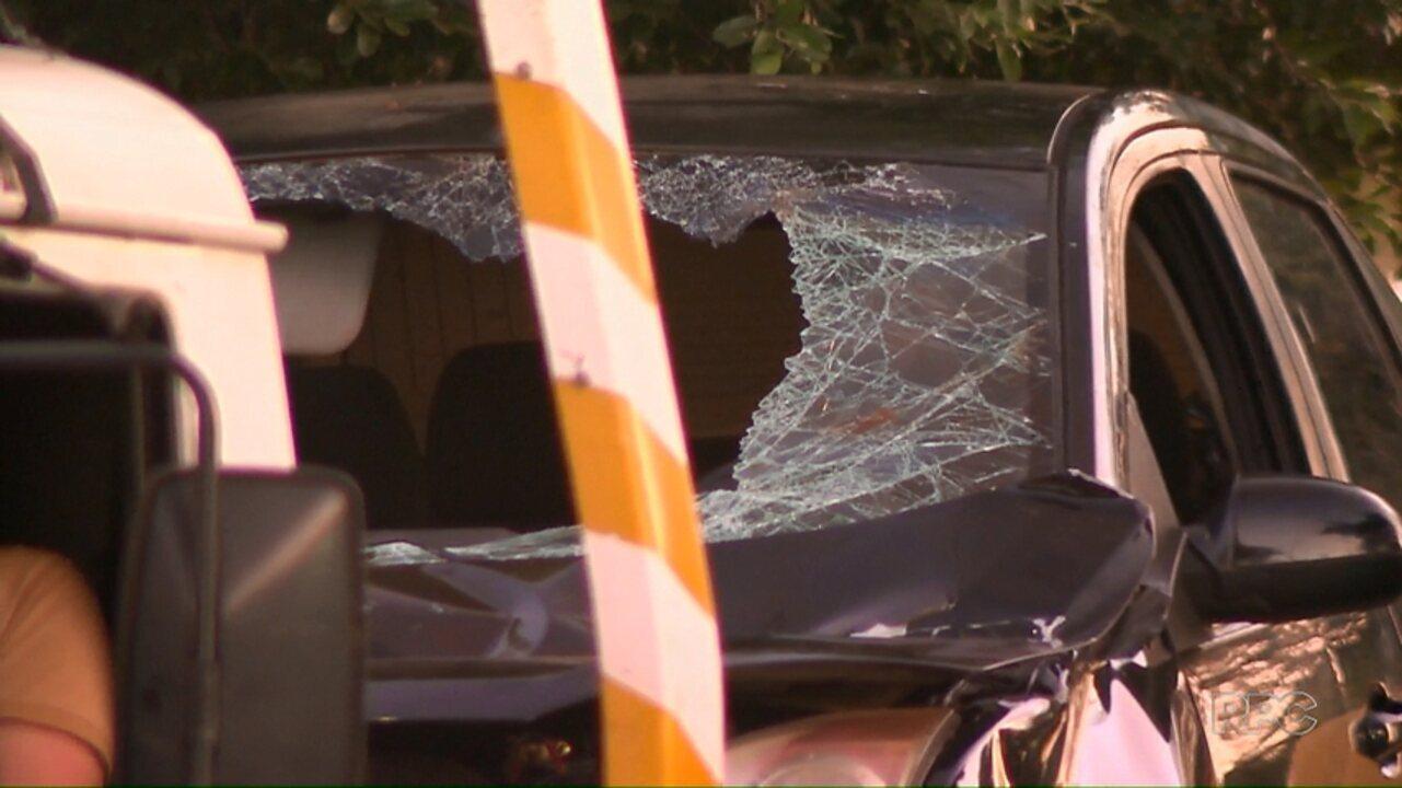 Motorista que provocou acidente na avenida Maringá estava a 100km/hora, diz perícia