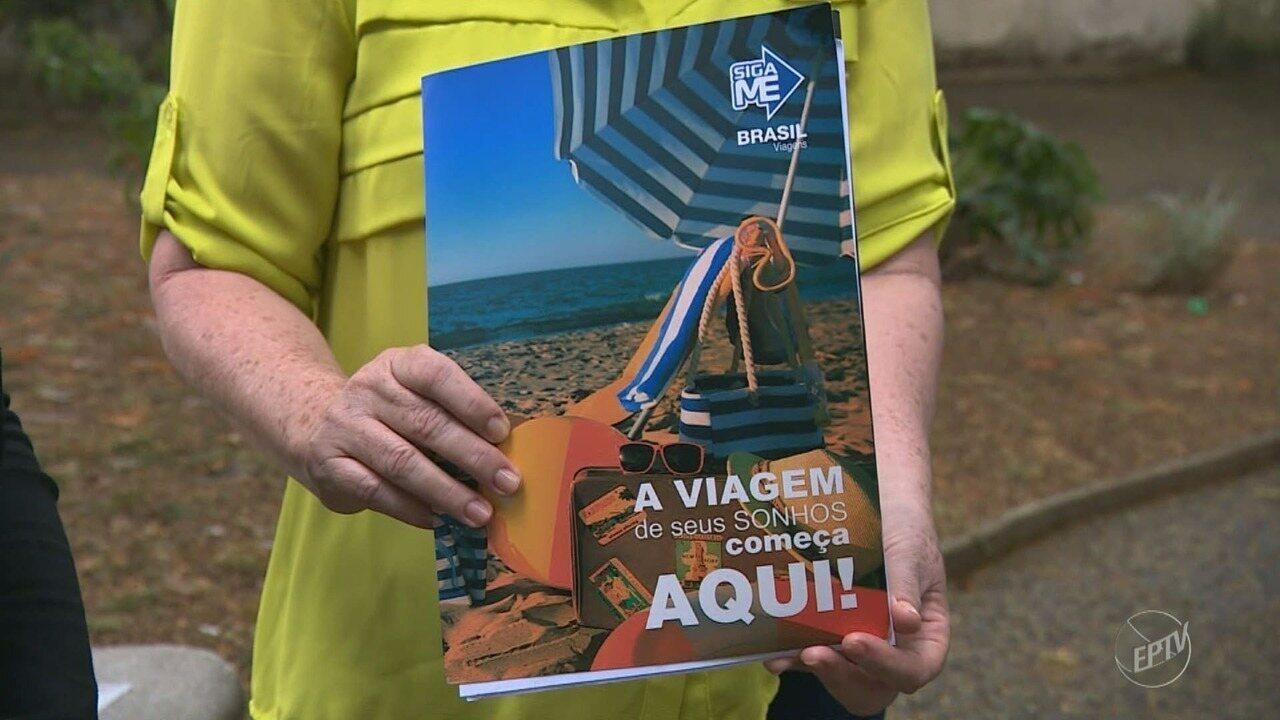 Moradores de Capivari caem em golpe de agência de turismo