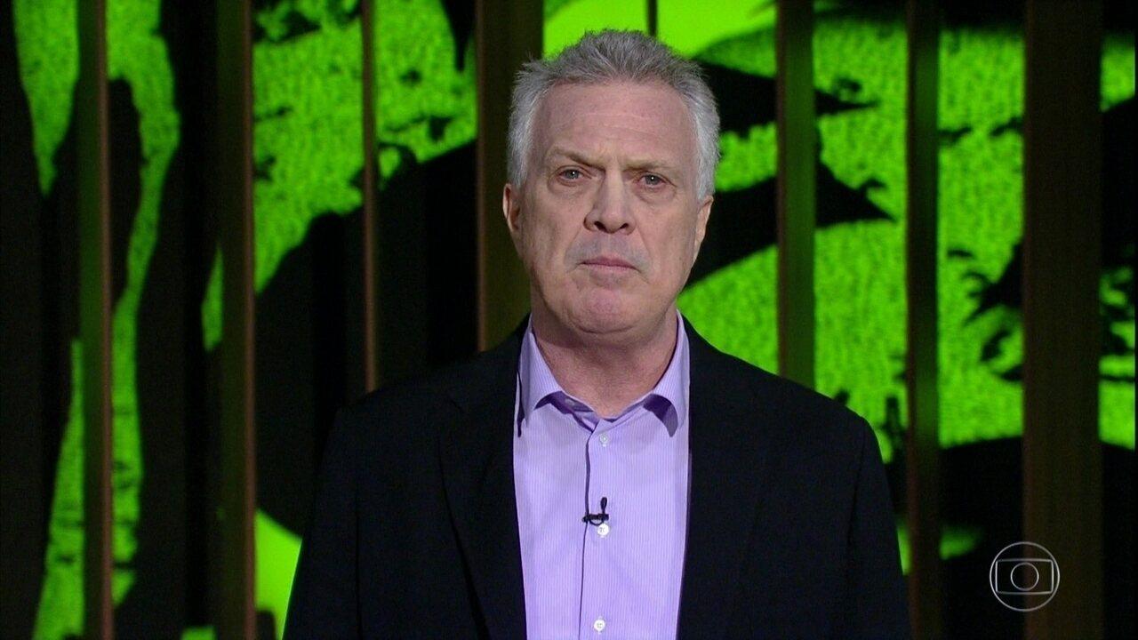 Bial aborda episódios obscuros da história nacional
