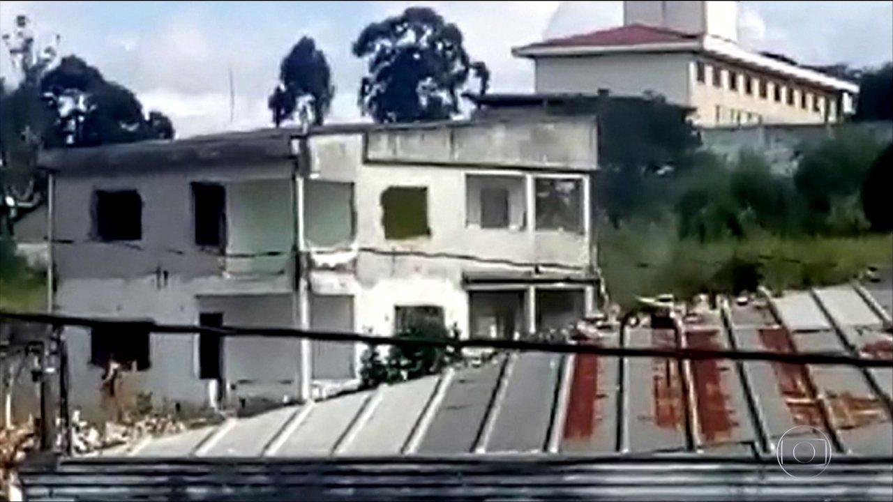 imóveis desapropriados pela Prefeitura são ocupados na Zona Sul de SP