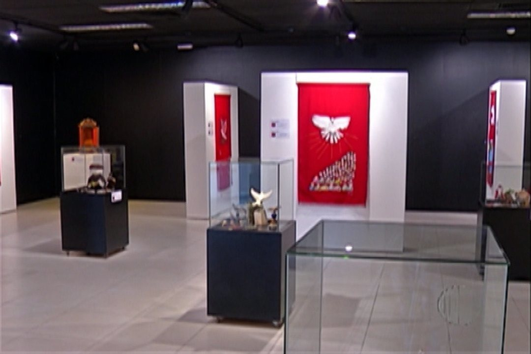 Exposição sobre a história da Festa do Divino acontece no Centro Cultural de Mogi