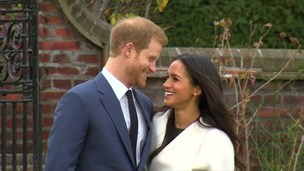 Conheça a história de amor de Meghan Markle e o Príncipe Harry