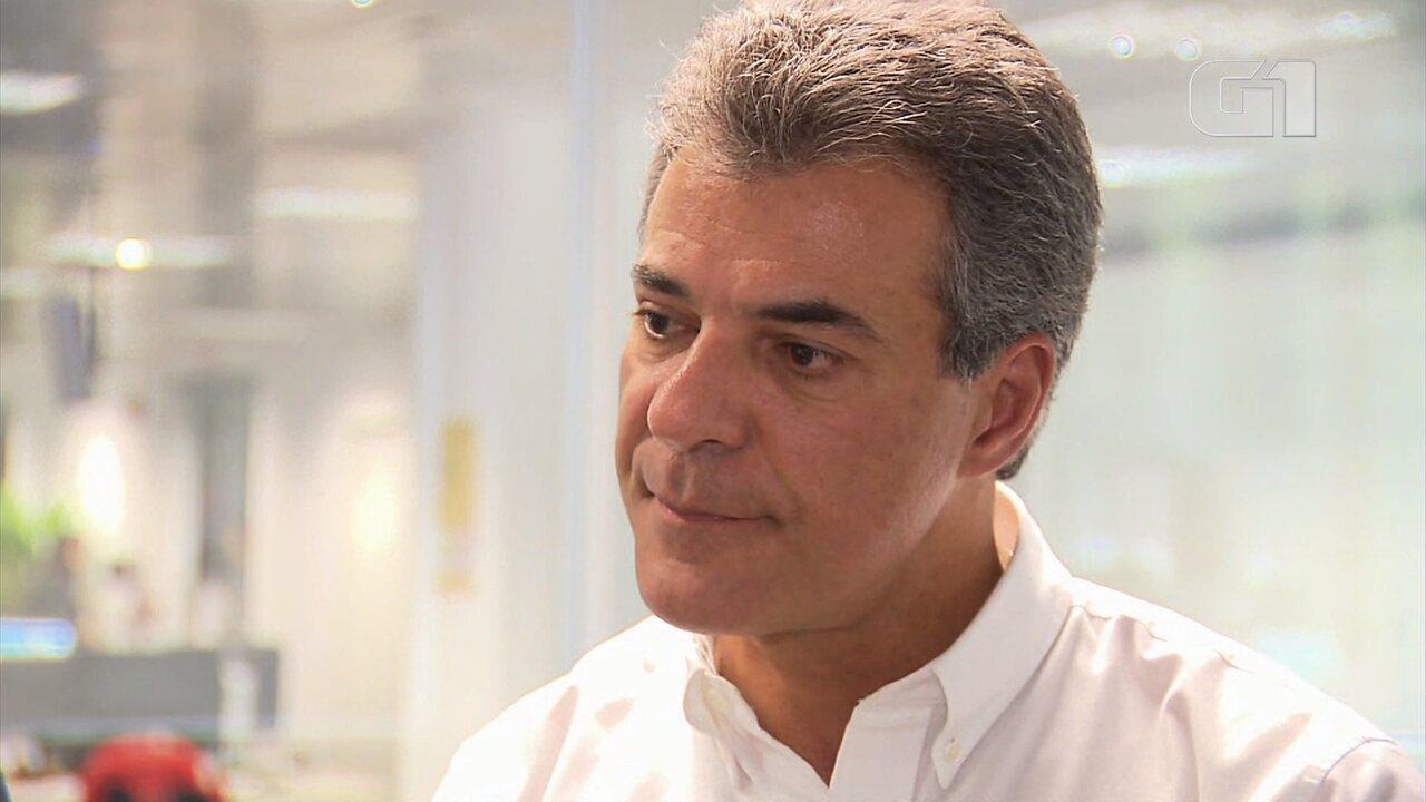 Beto Richa nega que dinheiro desviado foi para campanha
