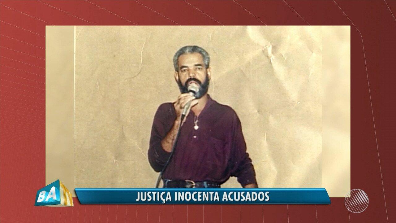 Destaques: Ex-prefeito de cidade no sul foi inocentado em júri sobre morte de radialista