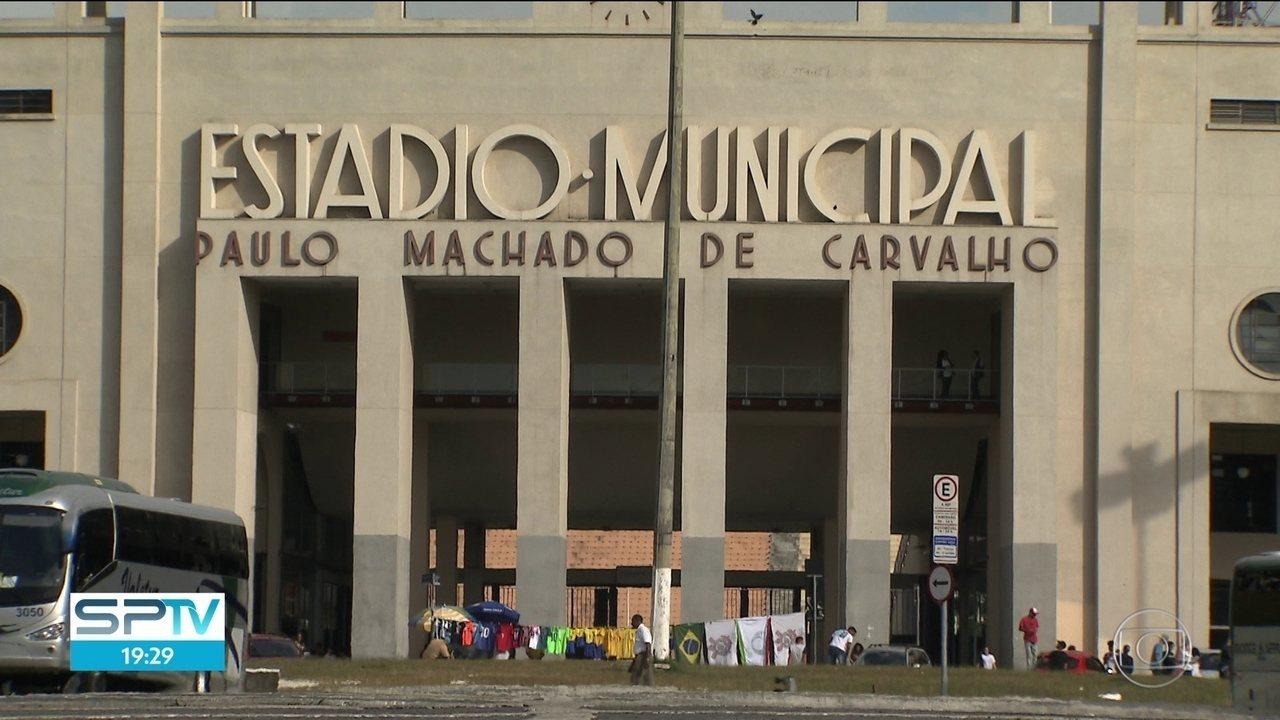 Prefeitura publica edital para concessão do Pacaembu