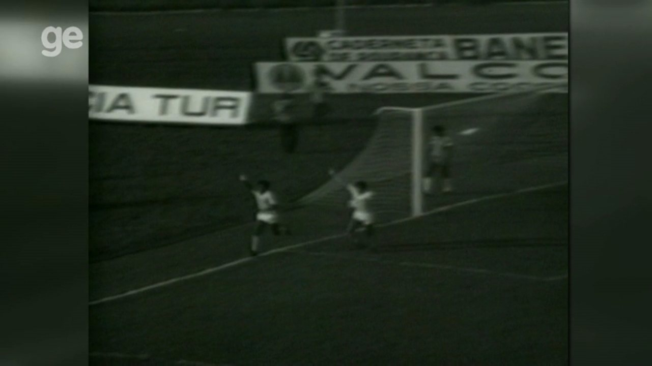 Veja os gols de Londrina 4x0 CSA, pela final da Taça de Prata de 1980