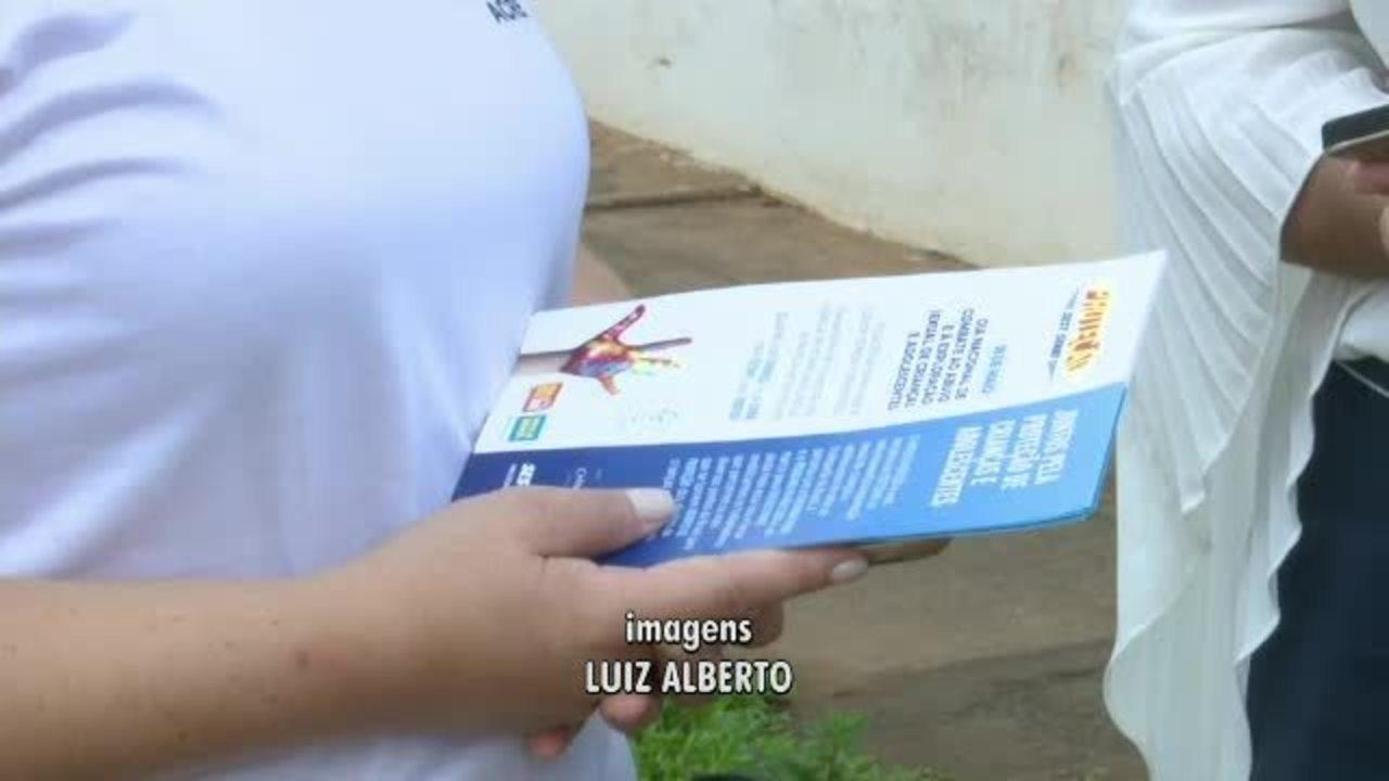 Rio Branco faz campanha de conscientização contra abusos sexuais à crianças e adolescentes
