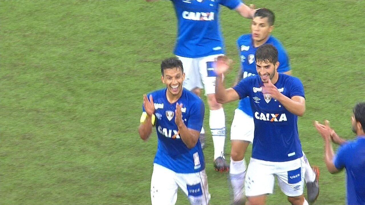 Os gols de Atlético-PR 1 x 2 Cruzeiro pelas oitavas da Copa do Brasil 2018