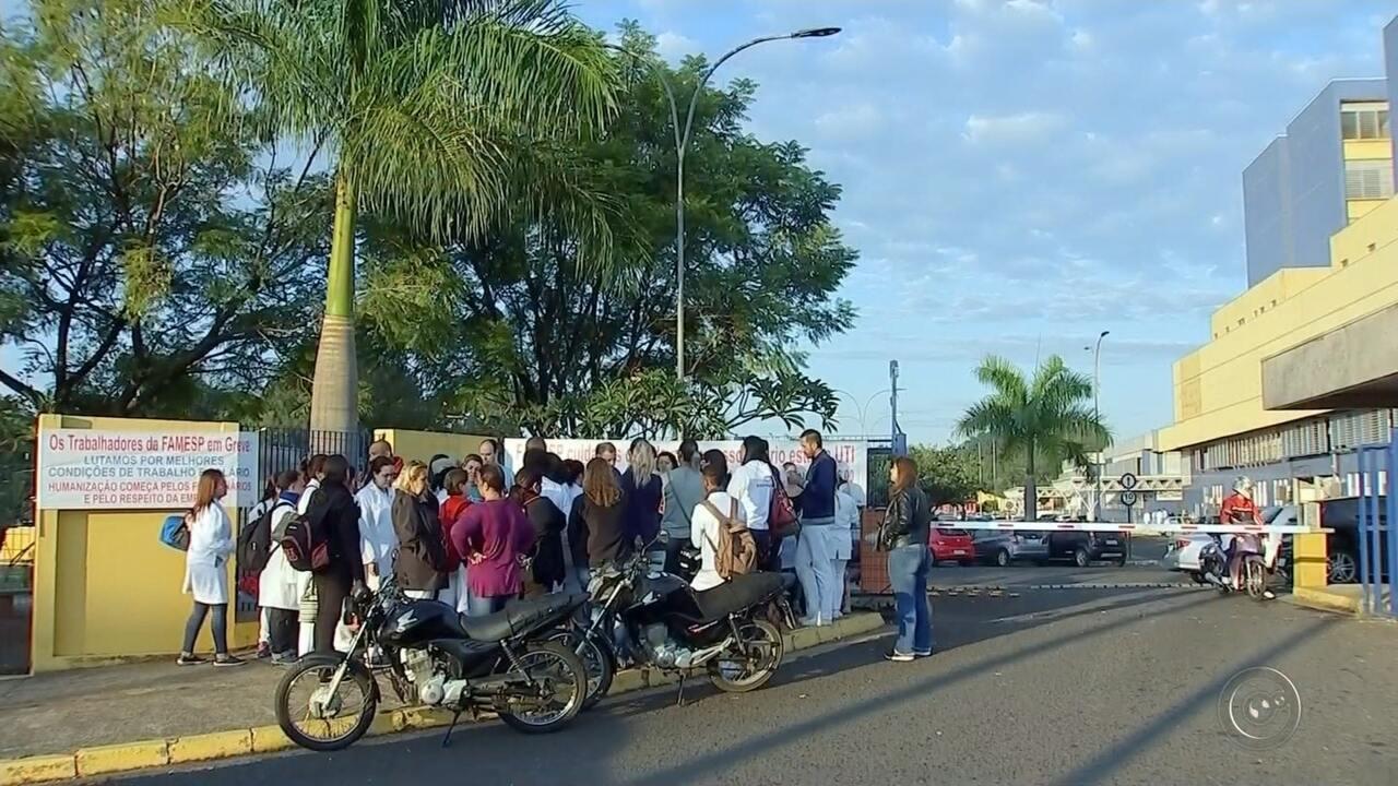 Funcionários da Famesp decidiram em assembleia encerrar a greve em Bauru