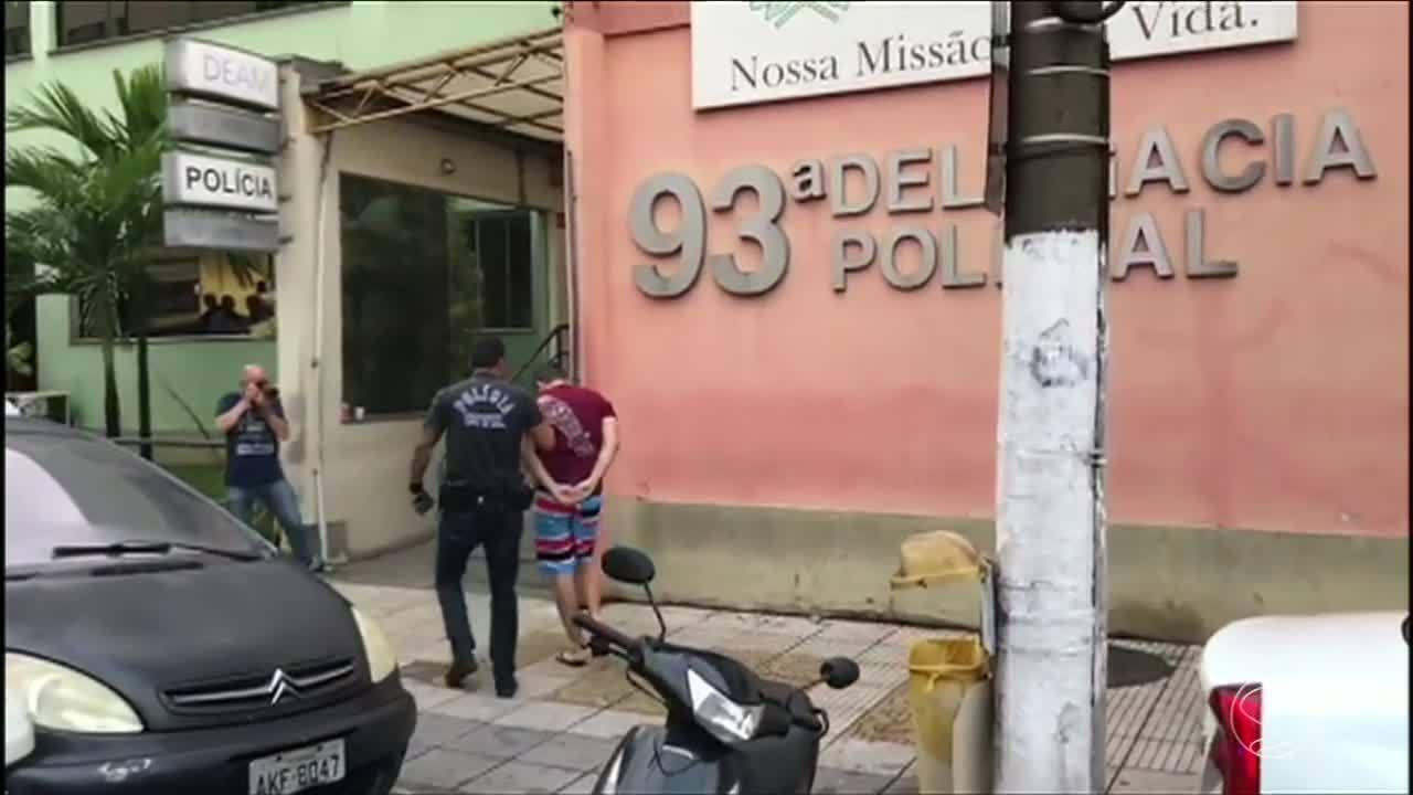 Operação de combate à pornografia infantil prende suspeitos no Sul do Rio
