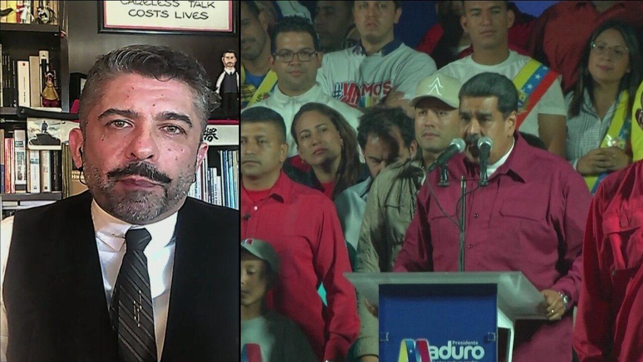 Reeleição de Nicolás Maduro é contestada pela oposição do governo venezuelano