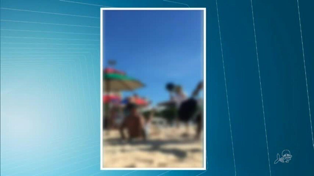Secretaria da Segurança Cidadã apura caso de Guarda Munincipal que realizou ato obsceno