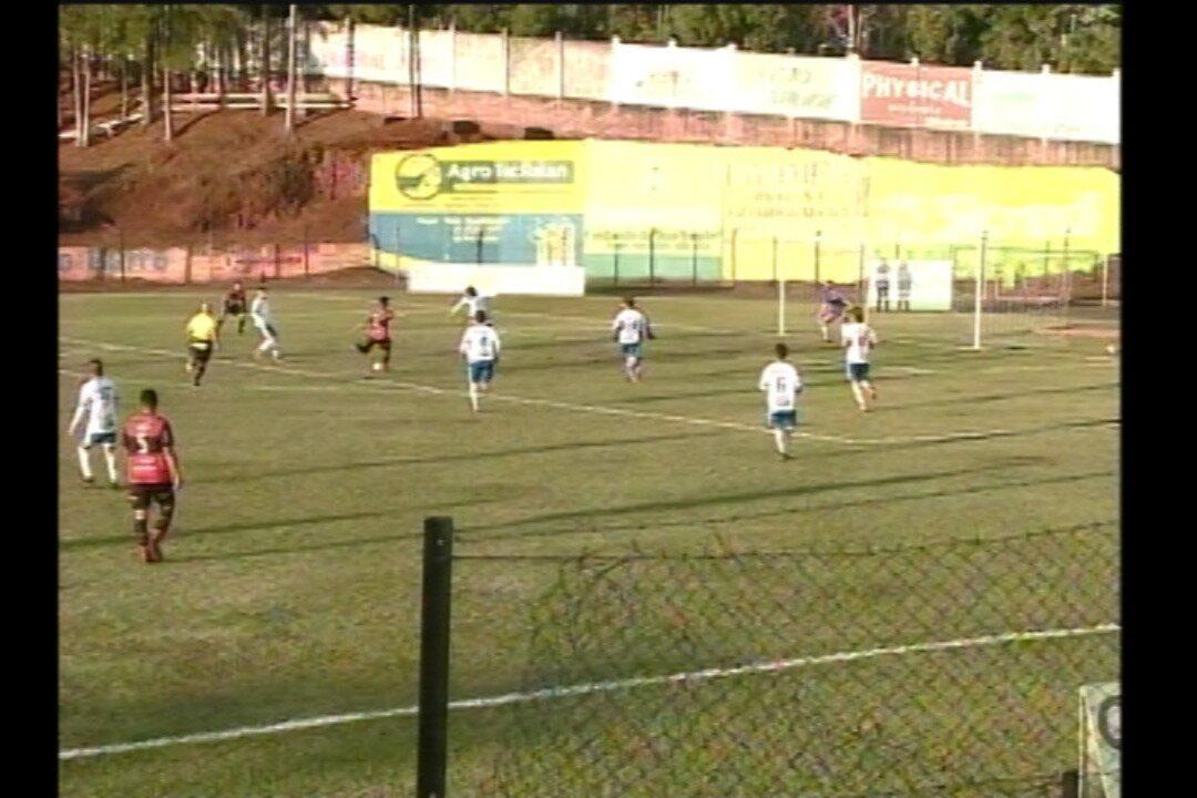 Veja os gols de Tupi 0 x 2 Aimoré