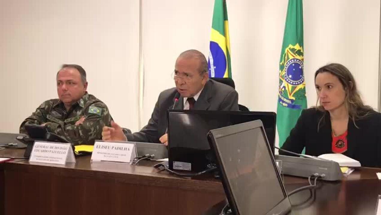 Ministro Eliseu Padilha sobre aumento no preço dos combustiveis