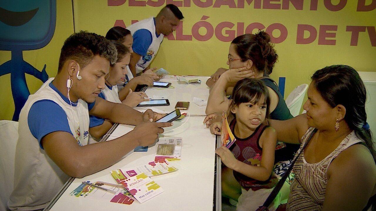 Veja como foi o 3º feirão digital, em Manaus