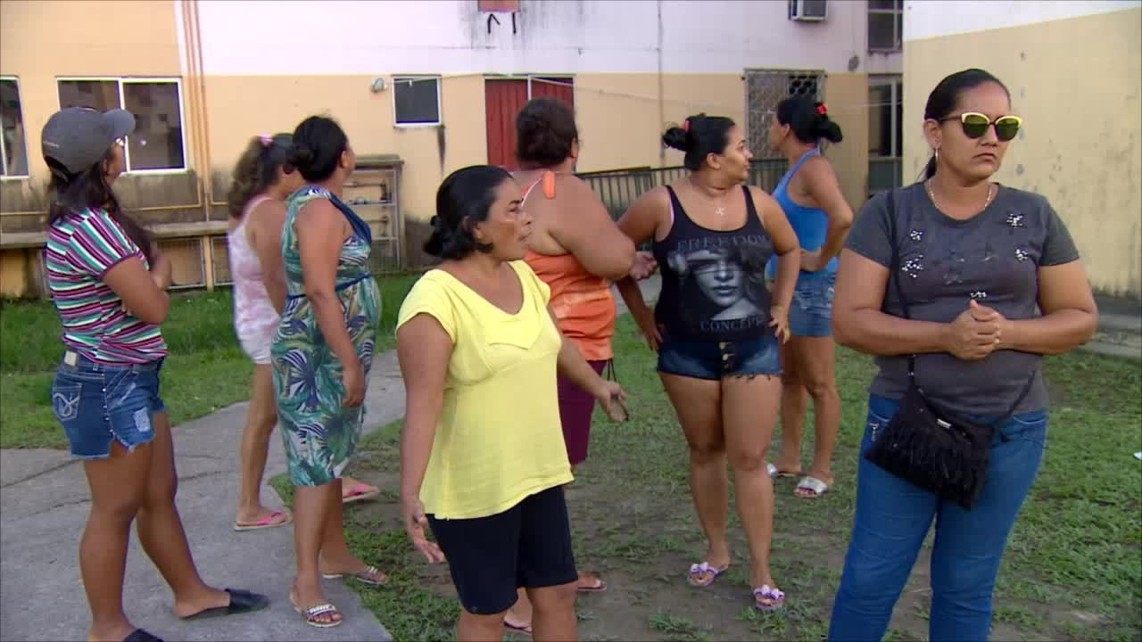 Moradores reclamam de infraestrutura em conjunto habitacional Viver Melhor, em Manaus