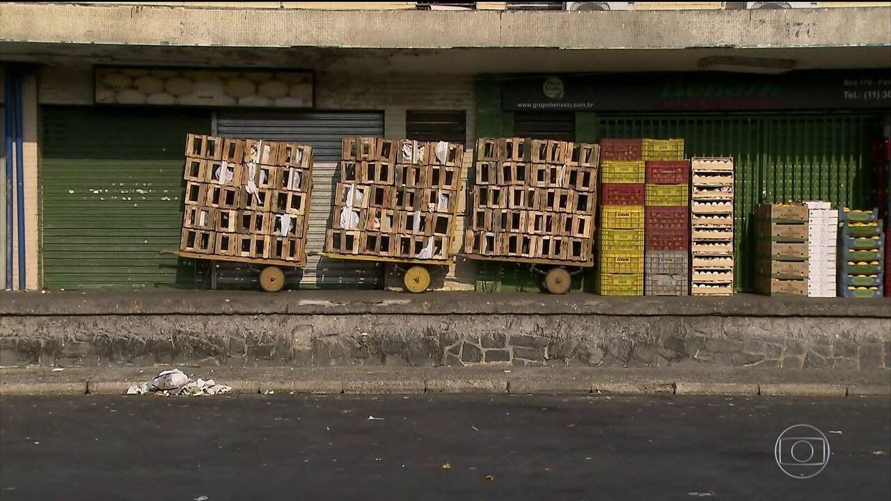 Jornal Nacional: veja como foi a greve na quarta-feira (23)