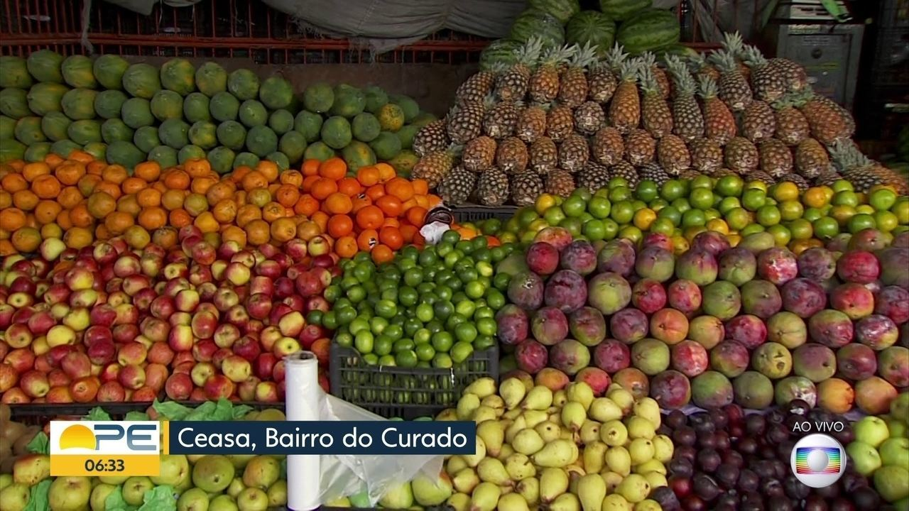 Chegada de alimentos no Ceasa é afetada pelos protestos e desabastecimento nos postos