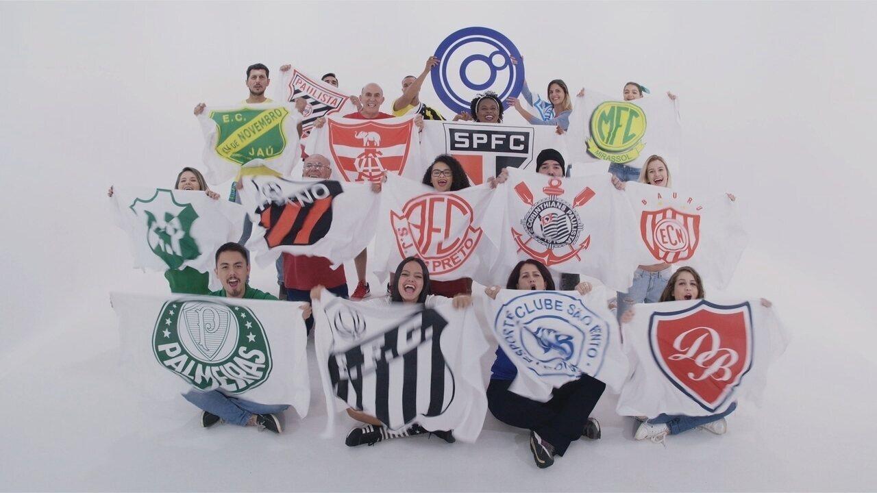 Todo Mundo Cabe Aqui - Torcida Futebol Rio Preto