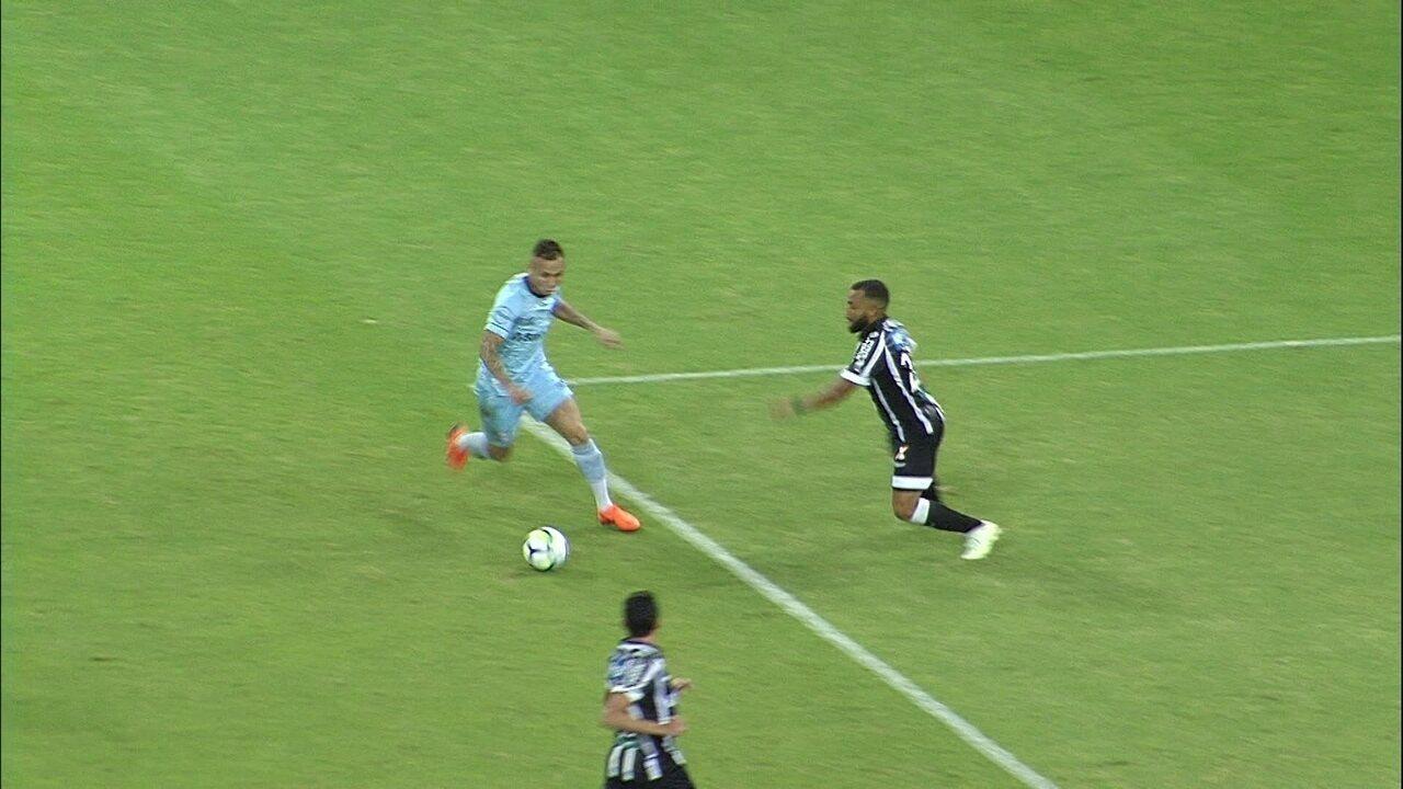 Melhores momentos: Ceará 0 x 1 Grêmio pela 7ª rodada do Campeonato Brasileiro
