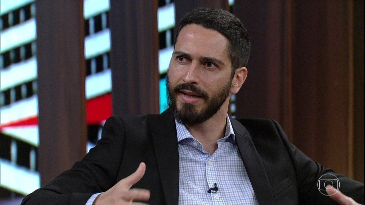 Ronaldo Lemos fala sobre uso de dados de usuários de internet para campanhas eleitorais