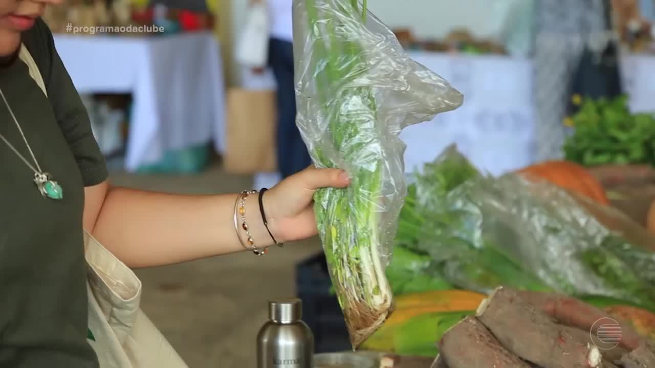 Feira de Agricultura Familiar incentiva e oferece alimentos livres de agrotóxicos