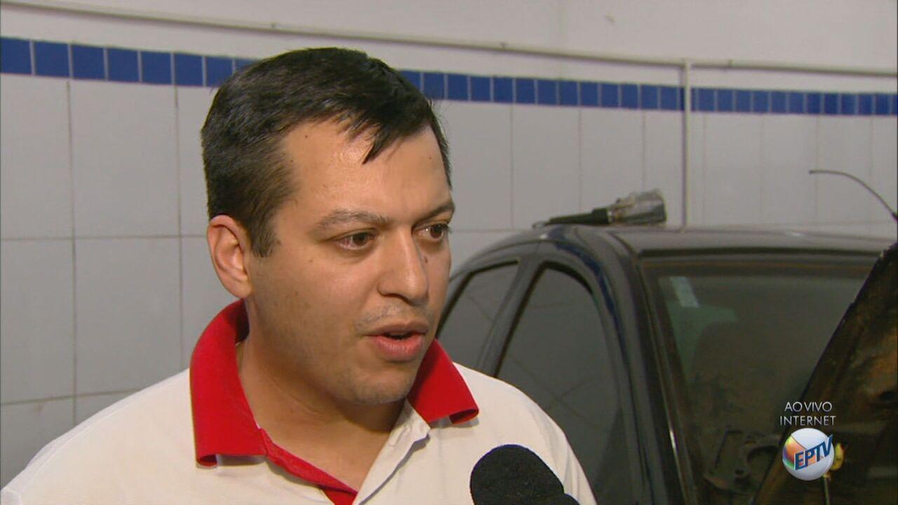 Motoristas de São Carlos, SP, denunciam problemas com combustível adulterado