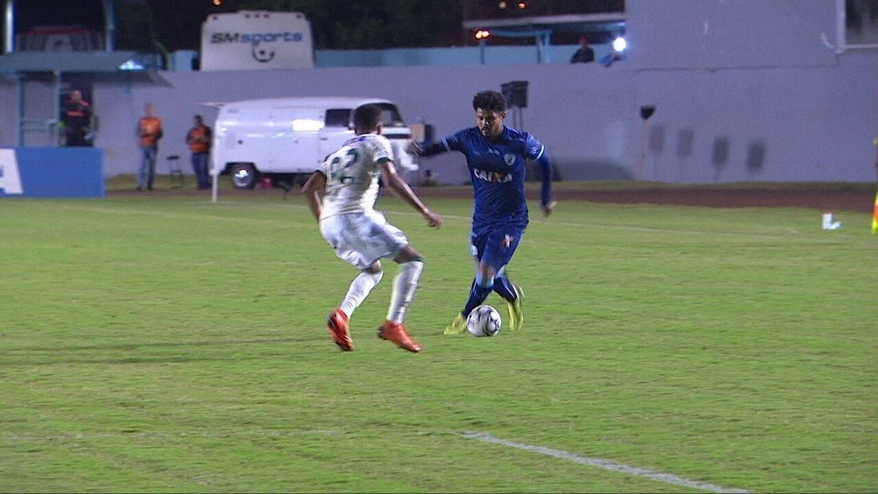 f5d76e1fac Melhores momentos  Londrina 3 x 2 Coritiba pela Série B do Campeonato  Brasileiro