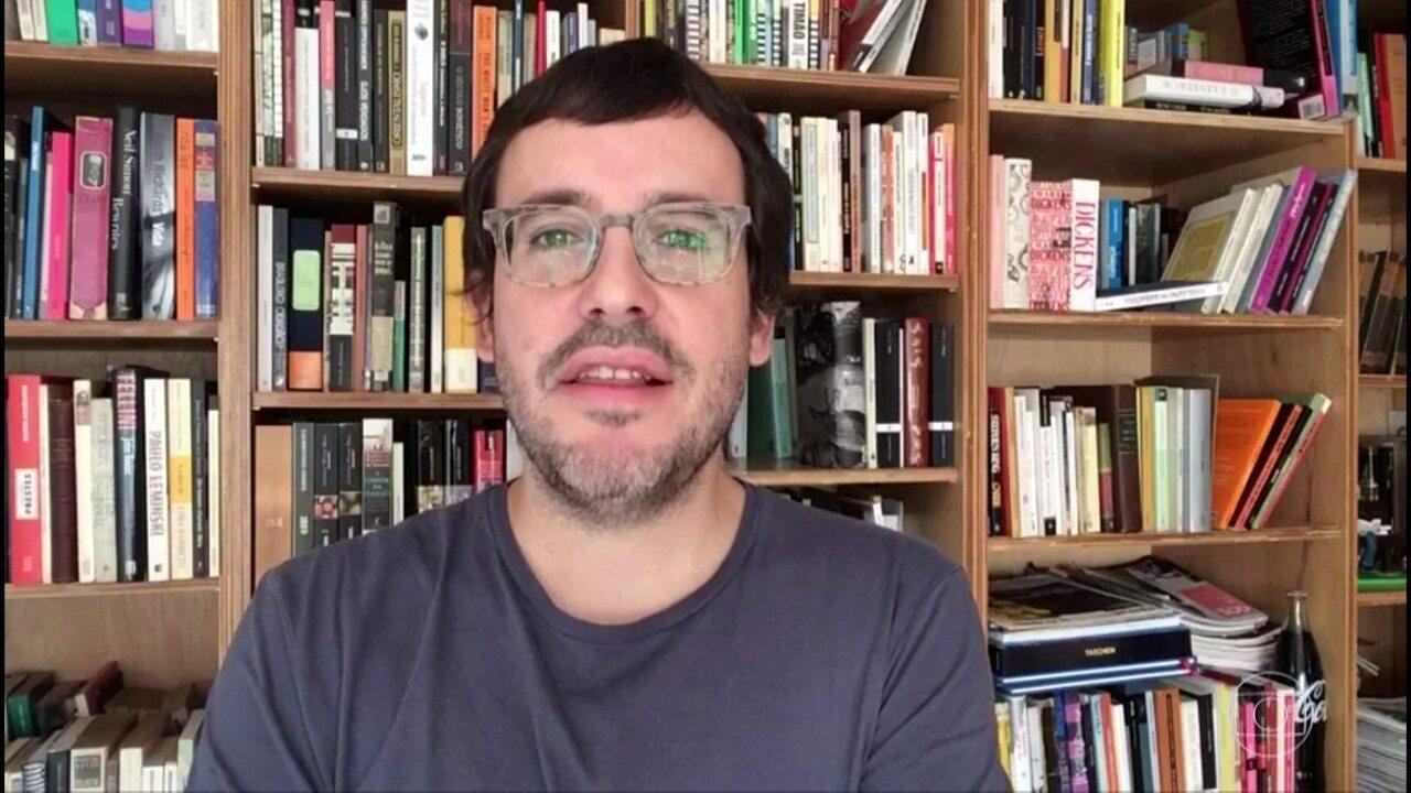 Antonio Prata faz paralelo entre o Choque de Cultura e a vida real
