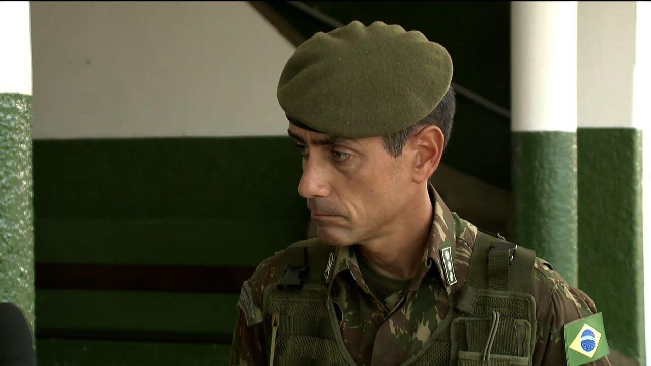 Exército realiza a escolta de caminhões de combustível aos postos do interior de Alagoas